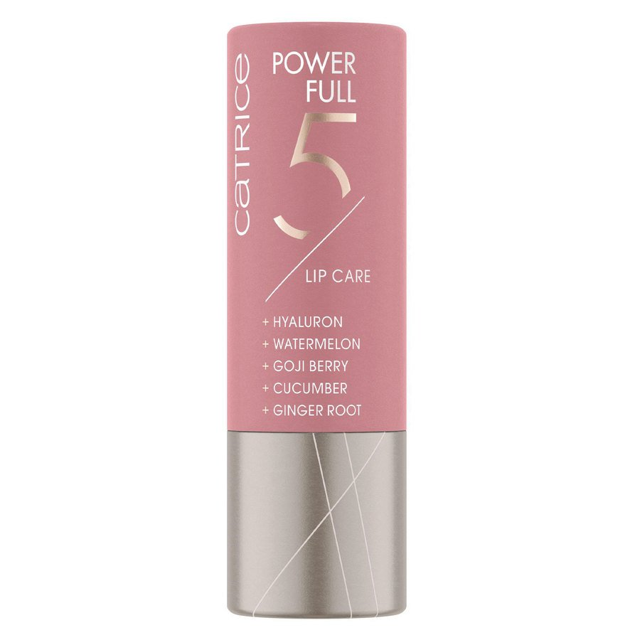 Catrice Power Full 5 Lip Care 3,5 g – Sparkling Guave 020