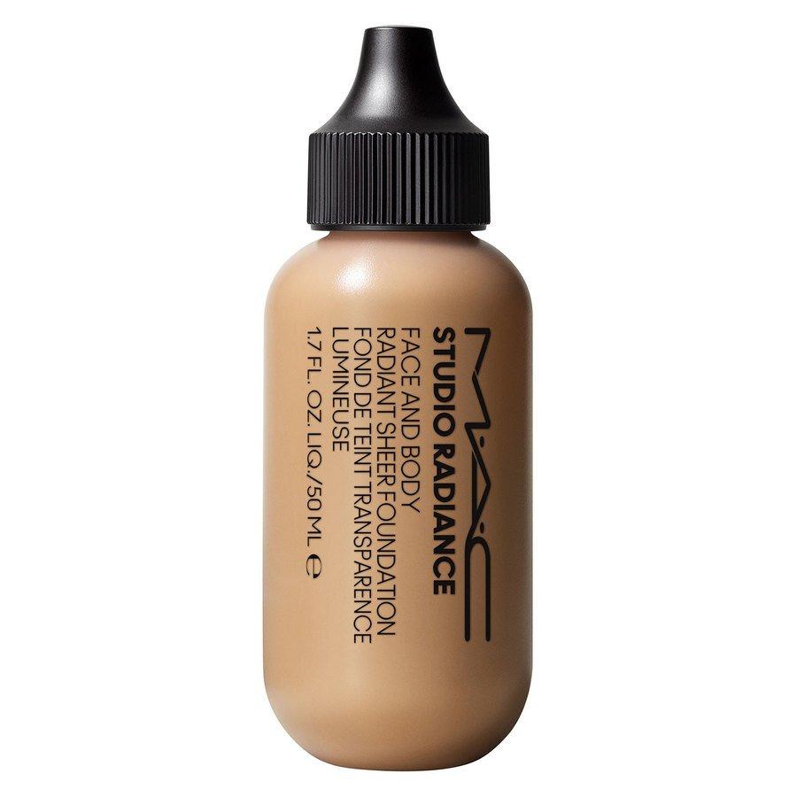 MAC Cosmetics Studio Radiance Face And Body Radiant Sheer Foundation 50 ml ─ C3