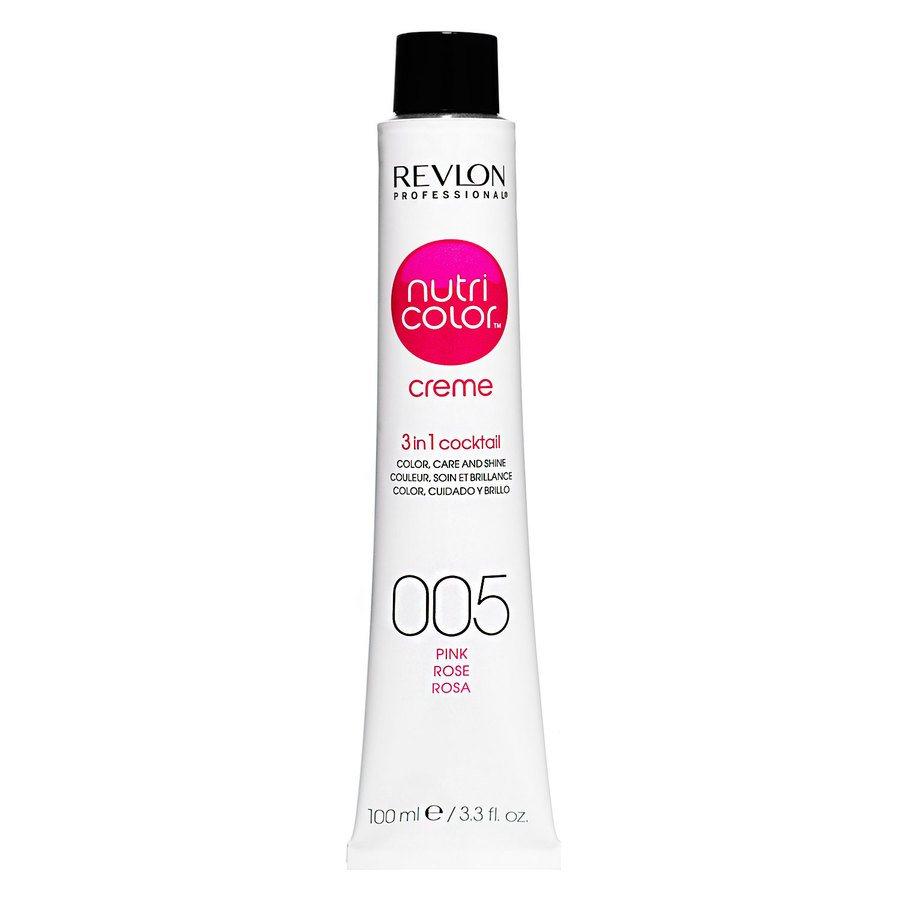 Revlon Professional Nutri Color Creme Fondant Colors 100 ml – 005 Pink