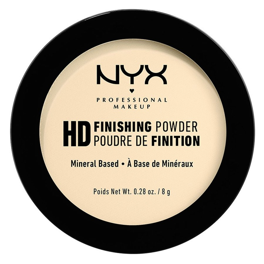 NYX Professional Makeup High Definition Finishing Powder – Banana 8g