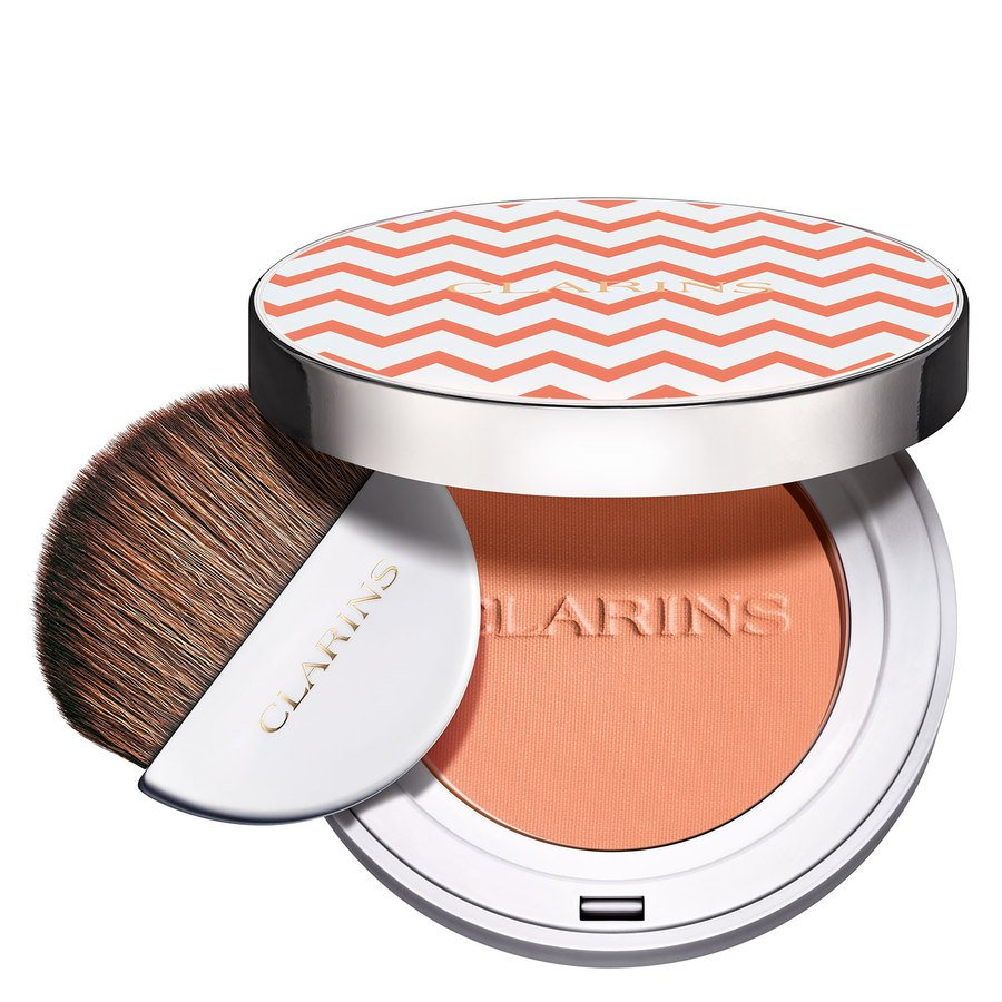 Clarins Joli Blush 2,8 g ─ #09 Cheeky Peachy