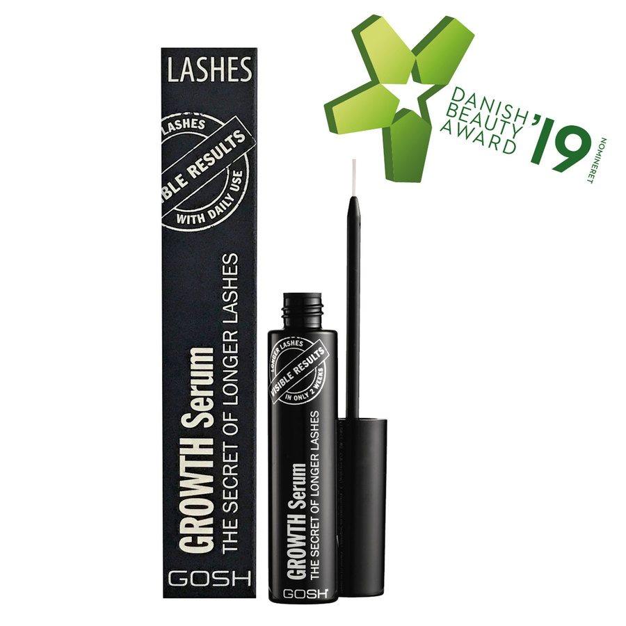 GOSH Growth Serum The Secret Of Longer Lashes 6 ml