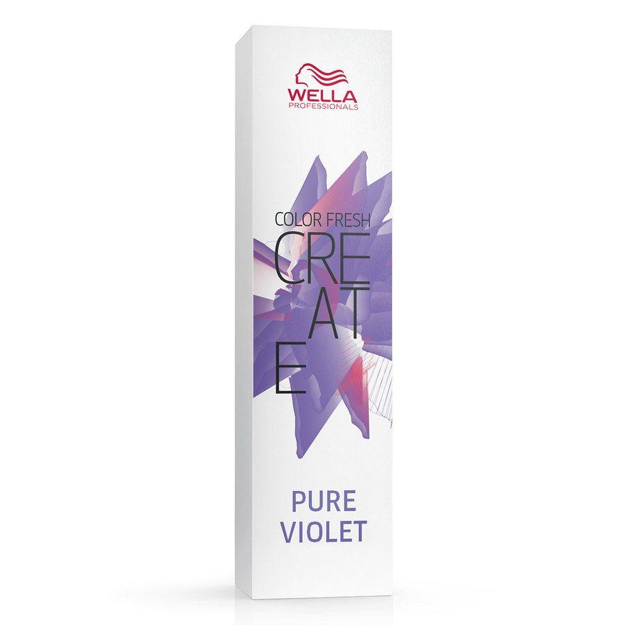 Wella Professionals Color Fresh Create 60 ml — Pure Violet