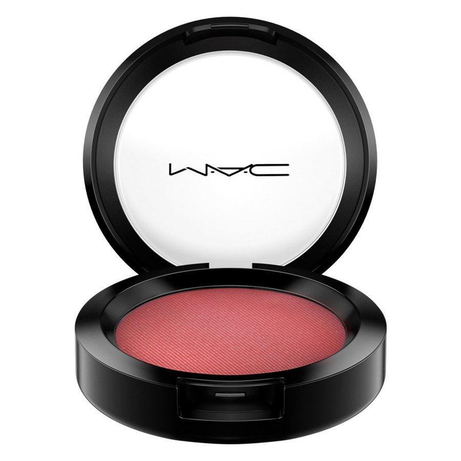 MAC Cosmetics Satin Powder Blush Fleur Power 6g