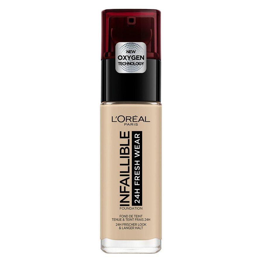 L'Oréal Paris Infaillible 24H Fresh Wear Foundation 30 ml - #130 True Beige