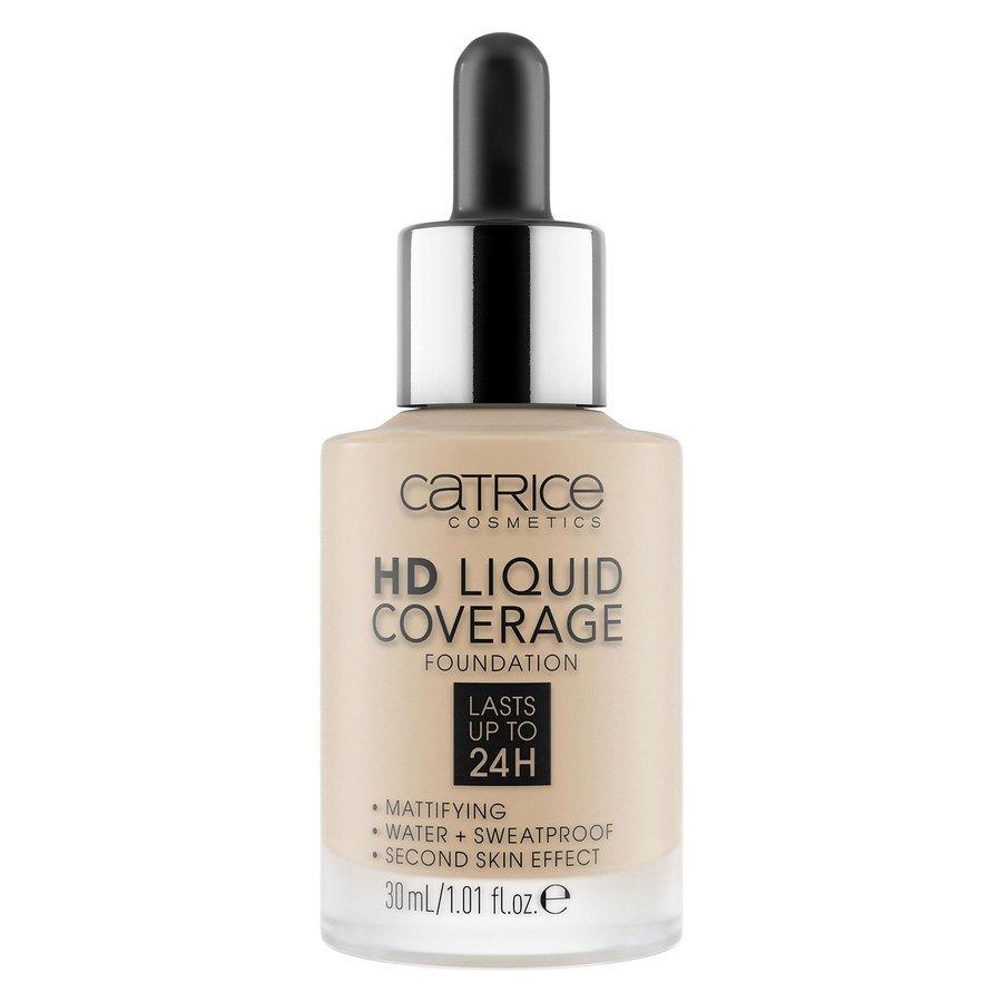 Catrice HD Liquid Coverage Foundation 30 ml – Sand Beige 030