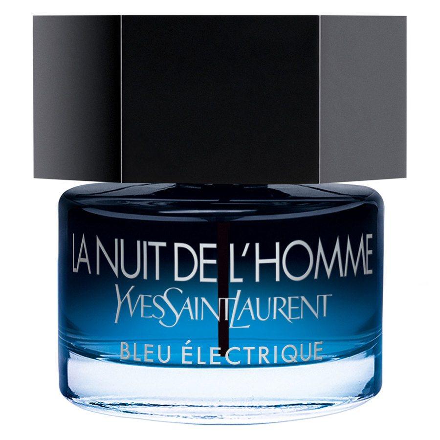 Yves Saint Laurent La Nuit De L'Homme Bleu Electrique Eau De Toilette 40 ml