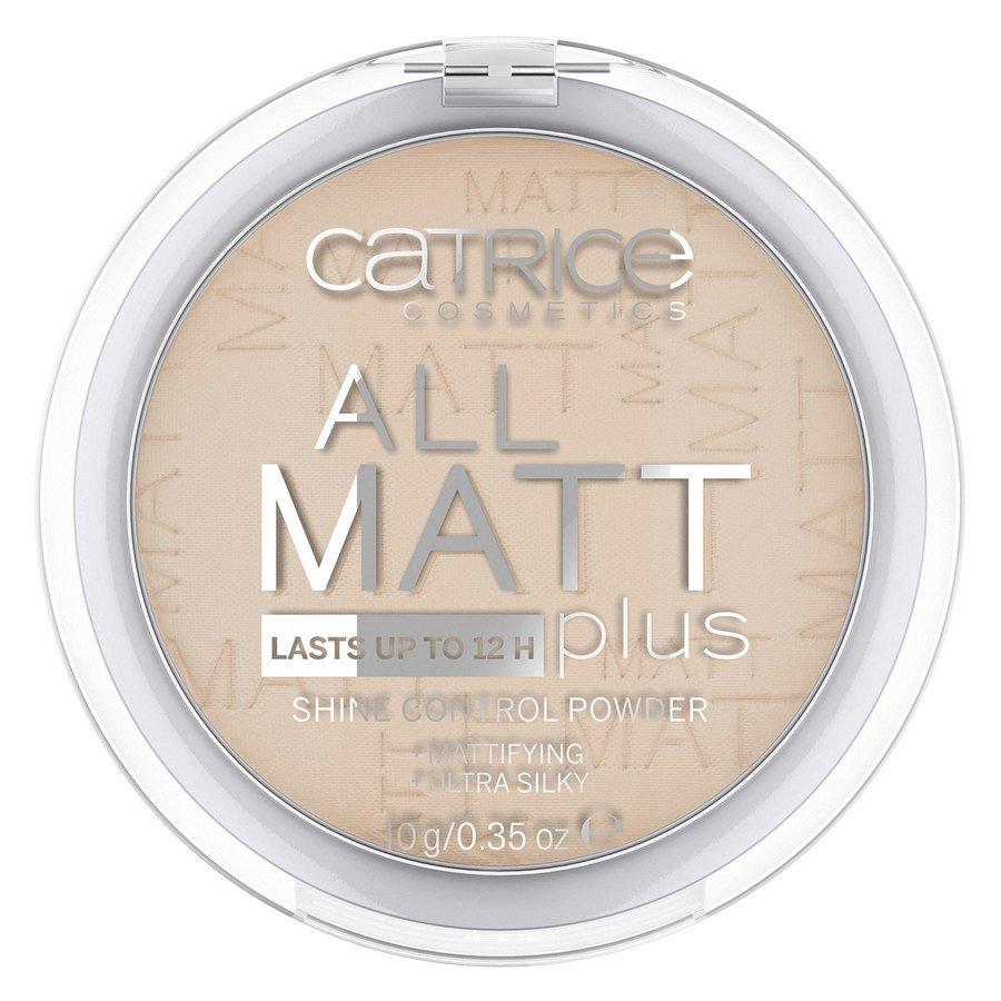 Catrice All Matt Plus Shine Control Powder 10 g – Warm Beige 030
