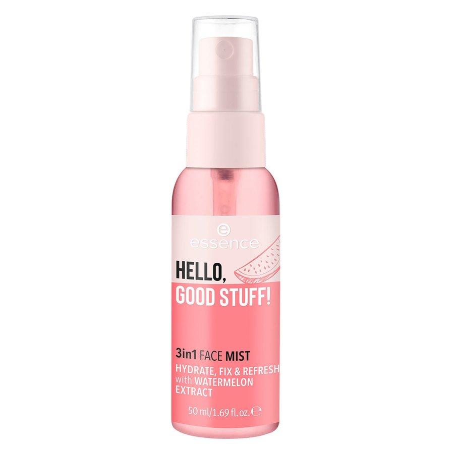 essence Hello Good Stuff 3in1 Face Mist 50 ml