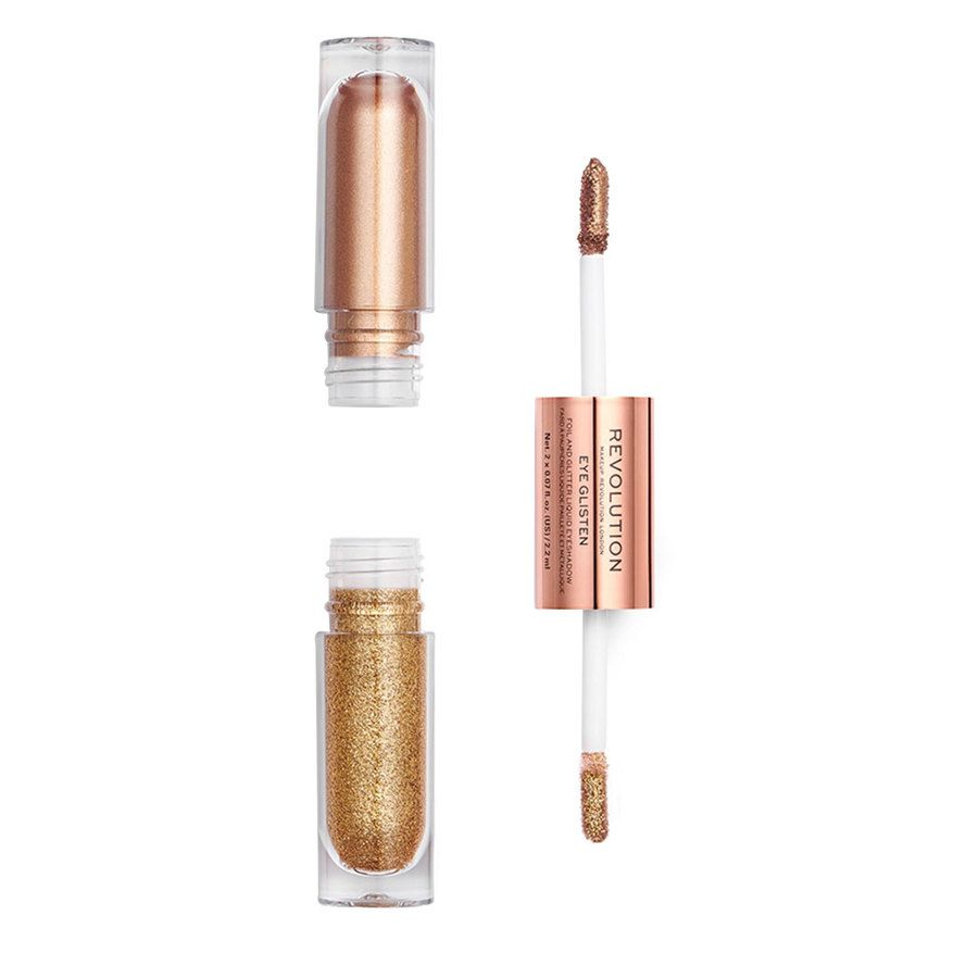 Makeup Revolution Eye Glisten Foil And Glitter Liquid Eyeshadow Dreamland 2x2,2ml