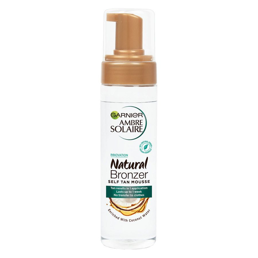 Garnier Ambre Solaire Natural Bronzer Mousse 200 ml