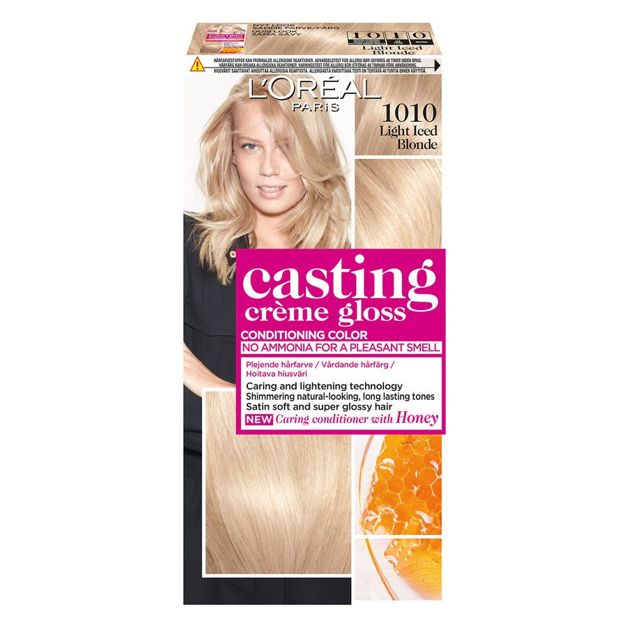 L'Oréal Paris Casting Crème Gloss - 1010 Light Iced Blonde