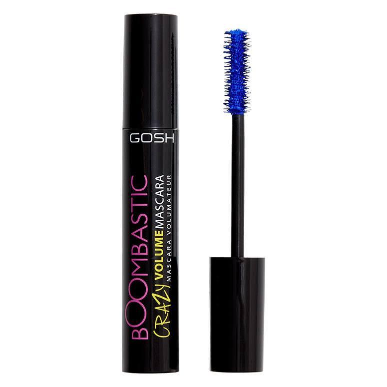GOSH Boombastic Crazy Mascara 13 ml ─ 002 Crazy Blue