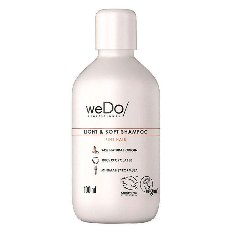 weDo/ Light & Soft Shampoo 100 ml