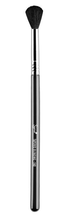 Sigma E40 Tapered Blending Brush – Chrome
