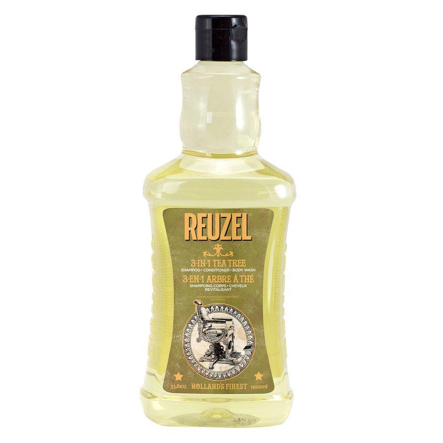 Reuzel 3-In-1 Tea Tree 1 000 ml