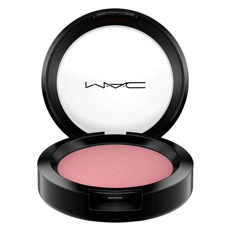 MAC Cosmetics Matte Powder Blush Mocha 6g