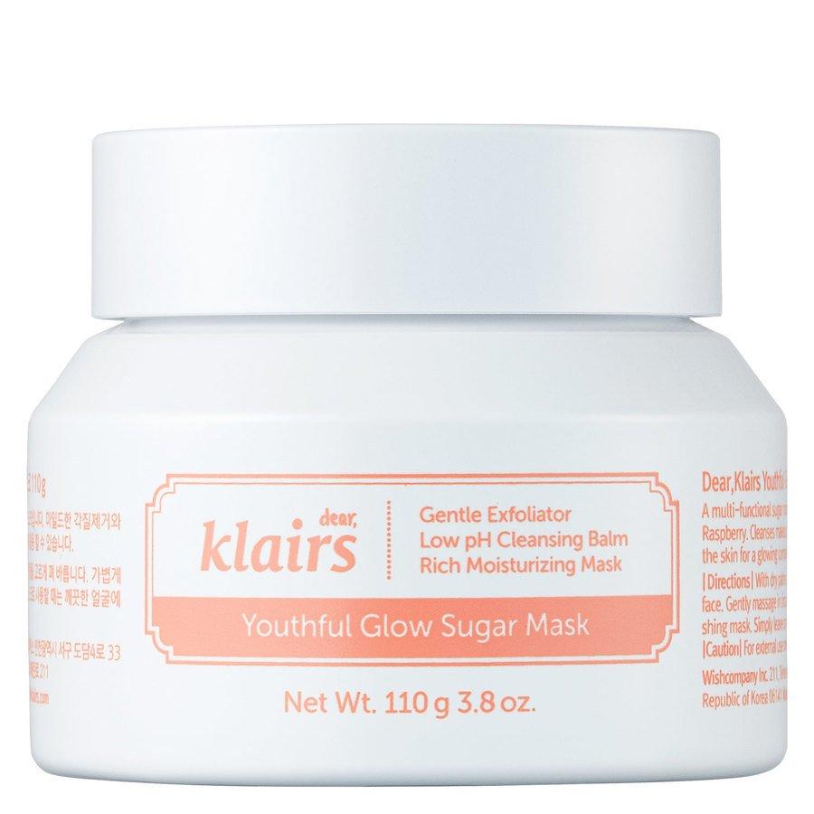 Klairs Youthful Glow Sugar Mask 110 g