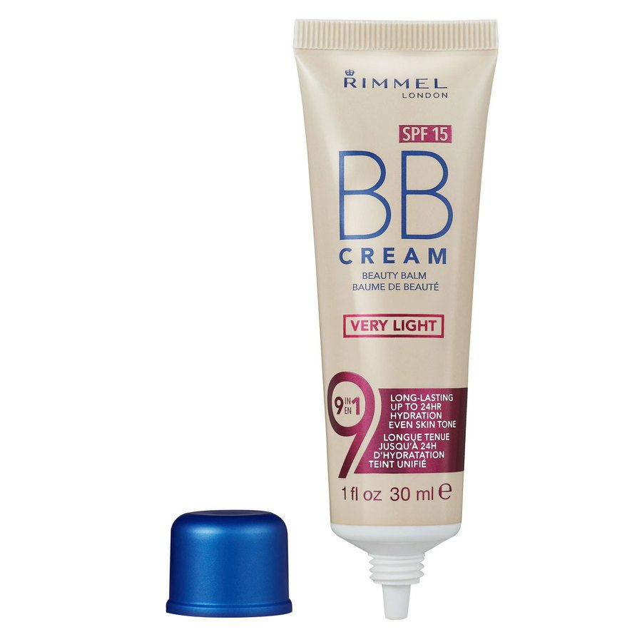 Rimmel London Match Perfection BB Cream 30 ml ─ #000 Very Light