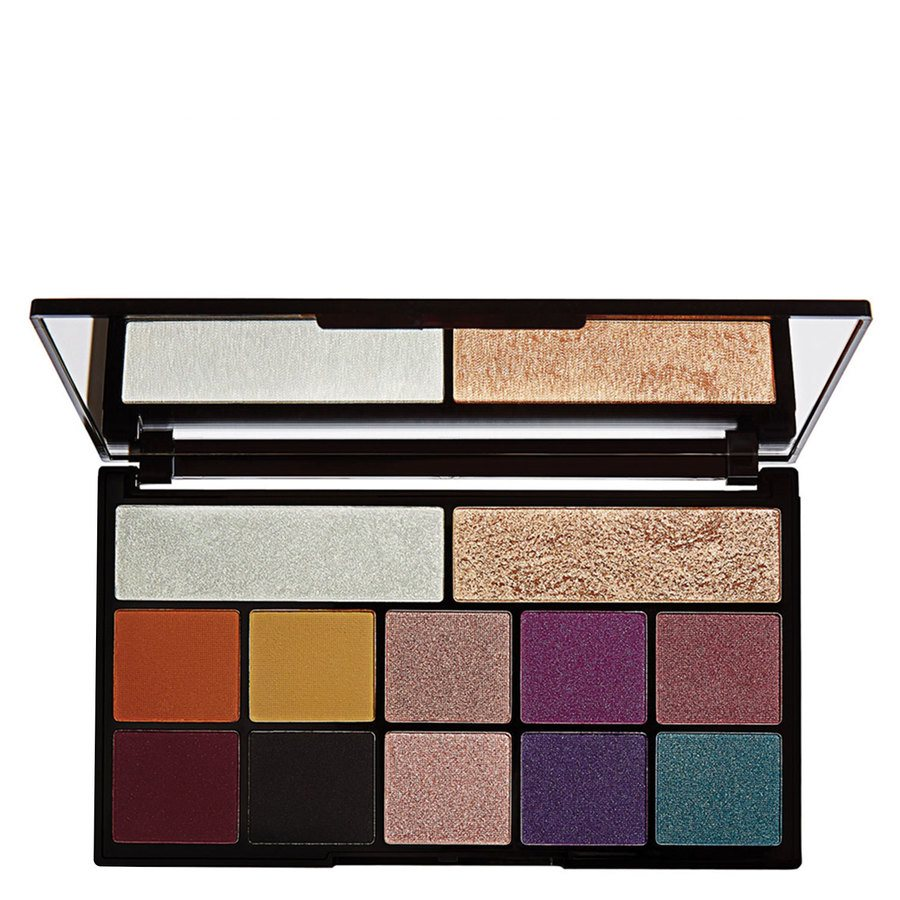 Makeup Revolution X Carmi Kiss Of Fire Palette 16 g