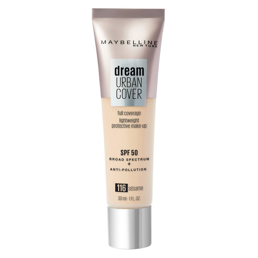 Maybelline Dream Urban Cover 30 ml - #116 Sesame