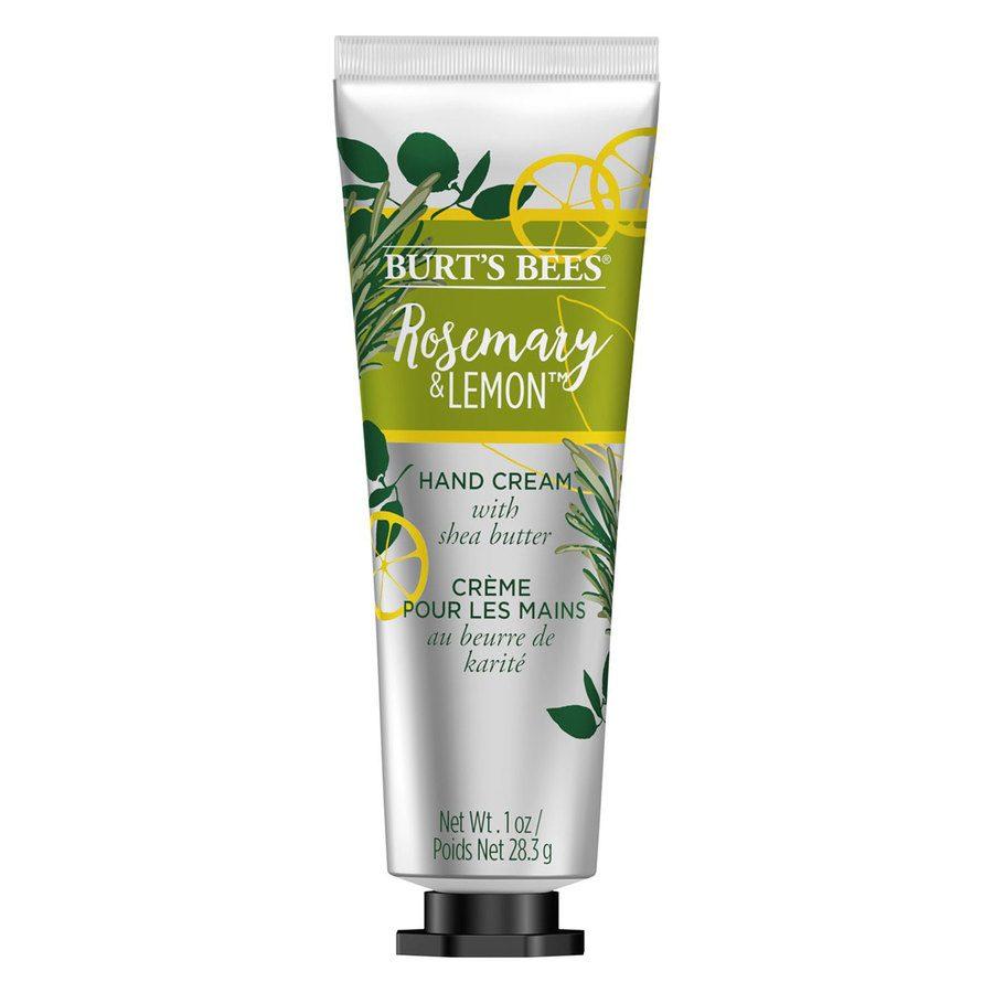 Burt's Bees Purse Size Hand Cream 28,3 g ─ Rosemary & Lemon