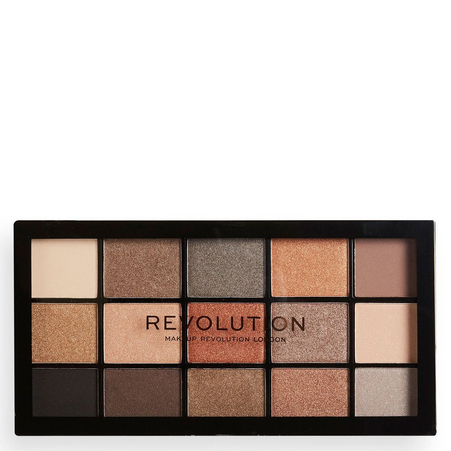 Makeup Revolution Reloaded Shadow Palette Iconic 2.0 15 x 1,1 g