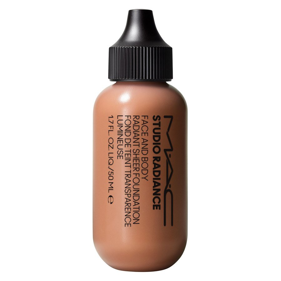 MAC Cosmetics Studio Radiance Face And Body Radiant Sheer Foundation 50 ml ─ W4