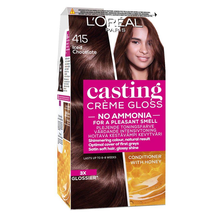 L'Oréal Paris Casting Creme Gloss 415 Iced Chocolate