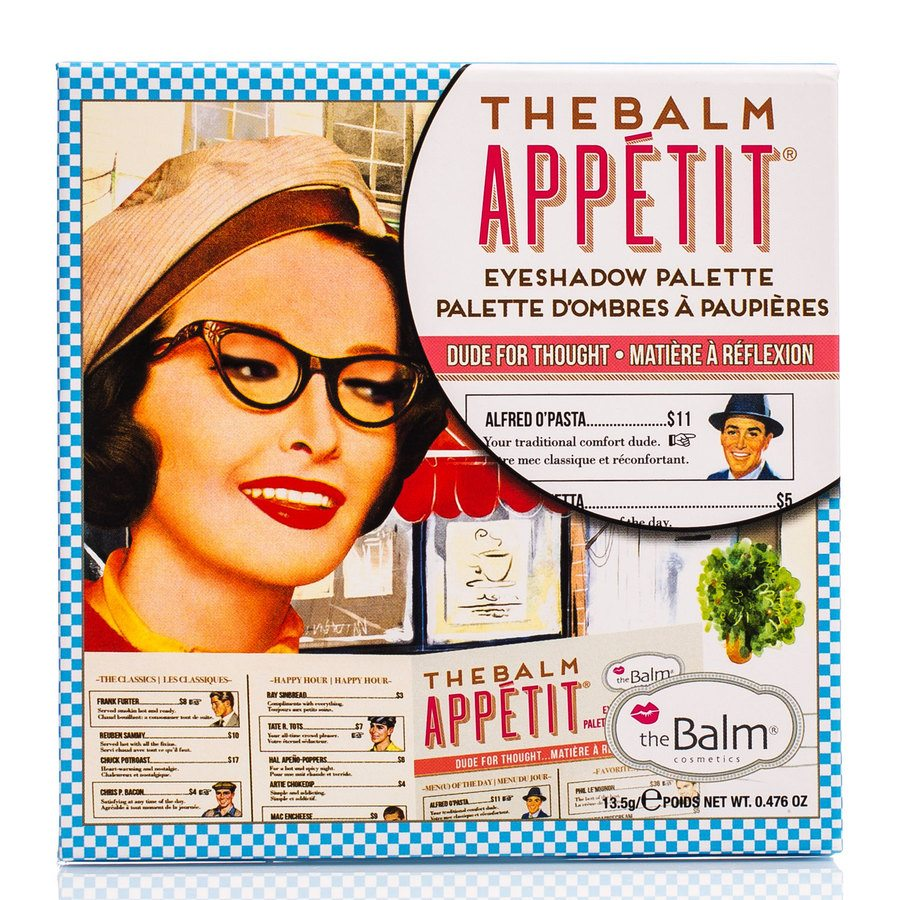 theBalm Appetit Eyeshadow Palette 13,5 g