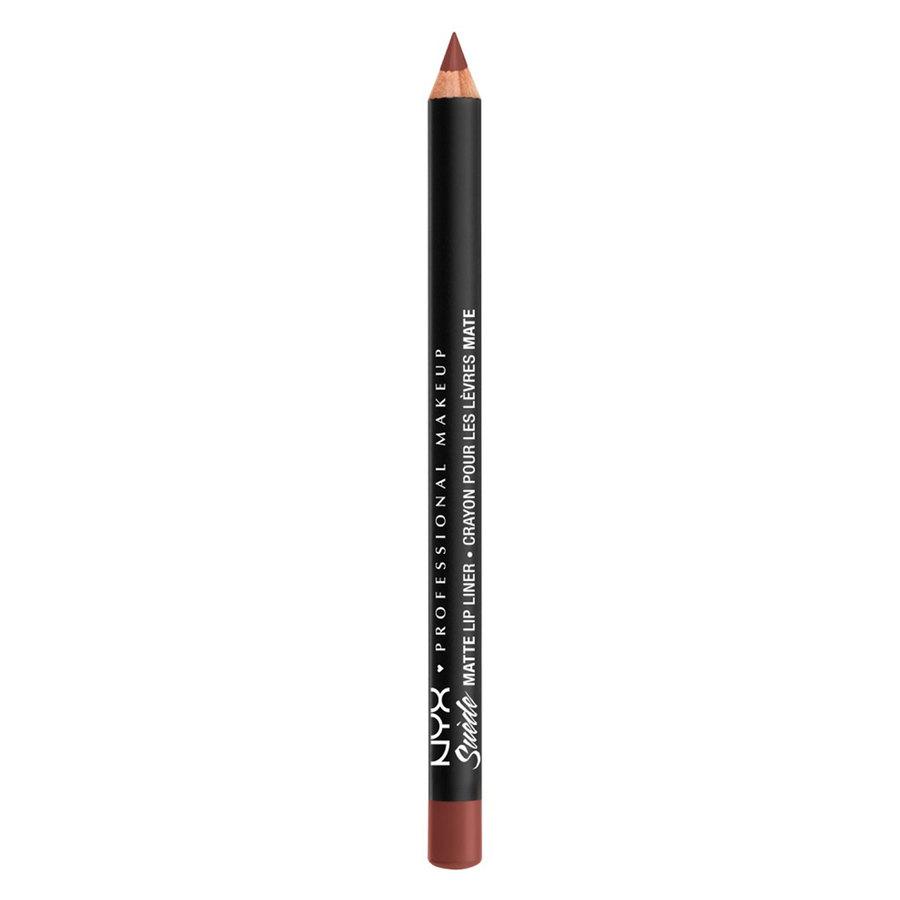 NYX Professional Makeup Suede Matte Lip Liner 1,0 g – San Fransisco