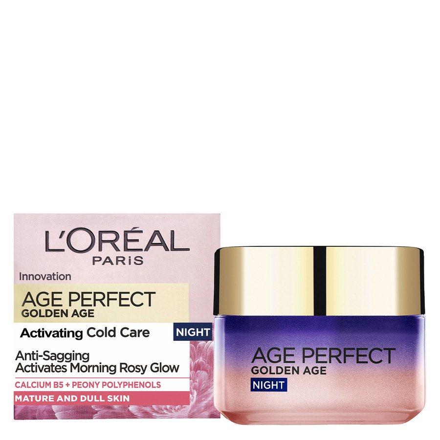 L'Oréal Paris Age Perfect Golden Age Night Cream 50 ml