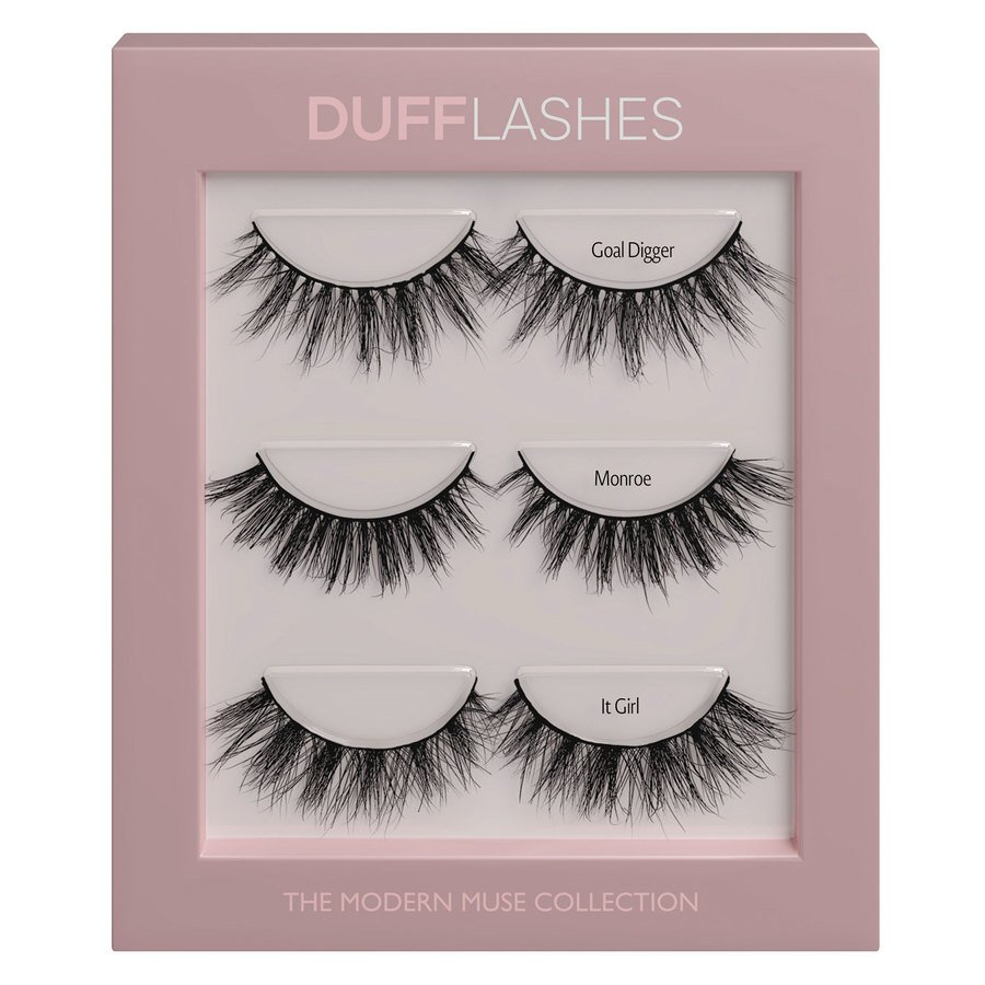 DUFFBeauty The Modern Muse Collection 3 paria