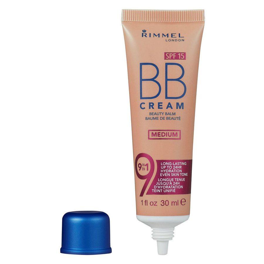 Rimmel London Match Perfection BB Cream 30 ml ─ #002 Medium