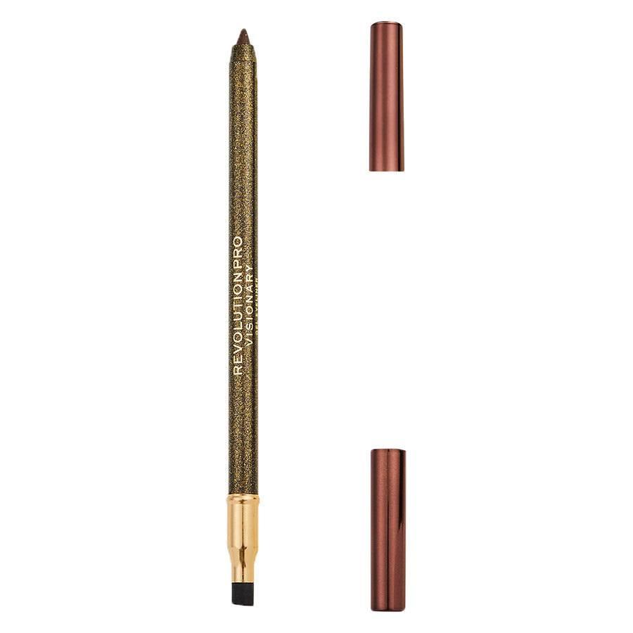 Revolution Beauty Revolution Pro Gel Eyeliner Pencil 1,2 g ─ Ochre