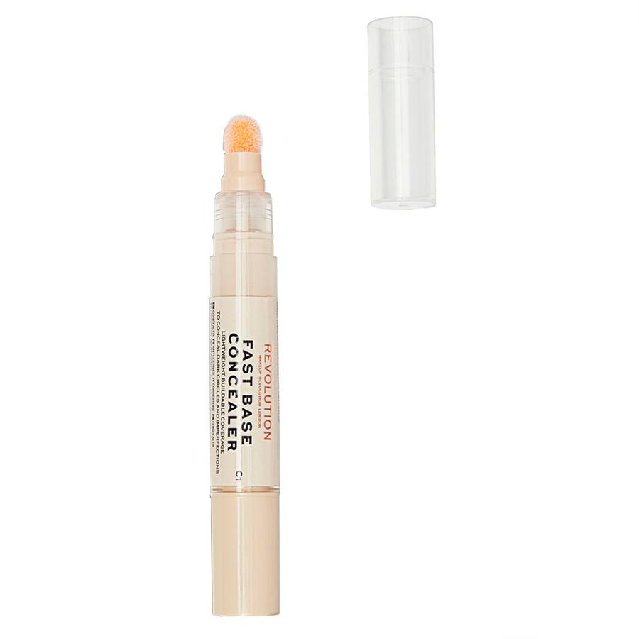 Makeup Revolution Fast Base Concealer 3 ml - C1
