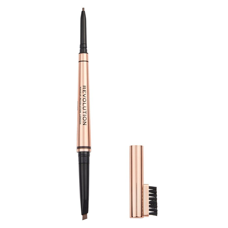 Revolution Beauty Makeup Revolution Balayage Brow 0,38 g ─ Brown