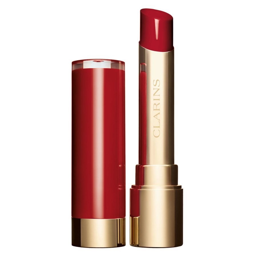 Clarins Joli Rouge Lacquer 3,5 g ─ 754L Deep Red