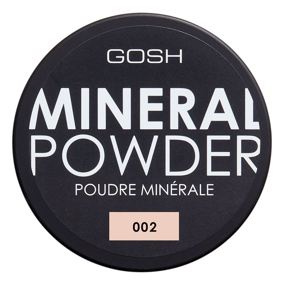 GOSH Mineral Powder 8 g ─ #002 Ivory