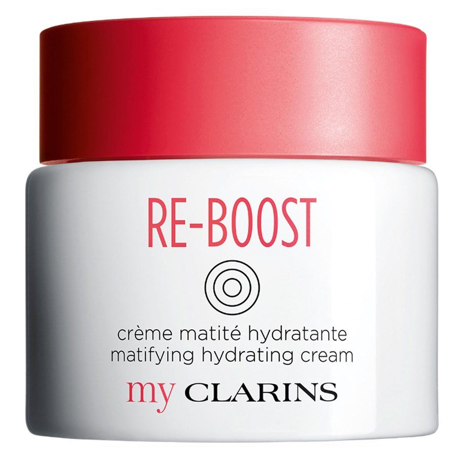 Clarins My Clarins Re-Boost Matifying Hydrating Cream For Oily Skin 50 ml