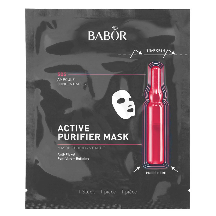 Babor Active Purifier Mask 1 kpl