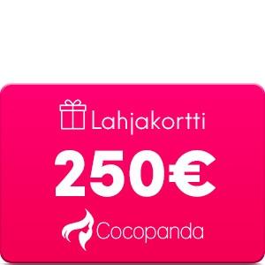 Lahjakortti – 250 €