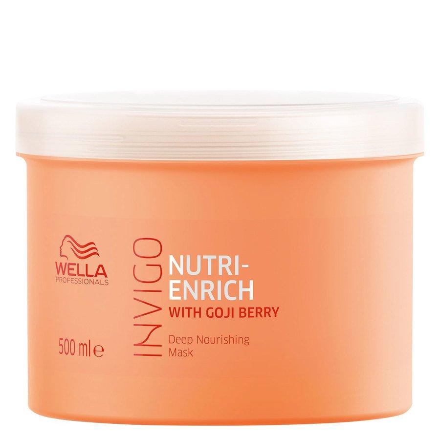 Wella Professionals Invigo Nutri-Enrich Deep Nourishing Mask 500 ml