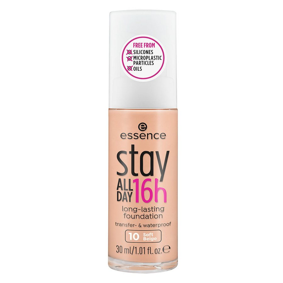 essence Stay All Day 16h Long Lasting Foundation 30 ml – 10