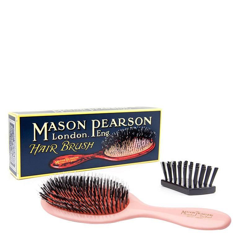 Mason Pearson Handy Bristle & Nylon ─ Pink