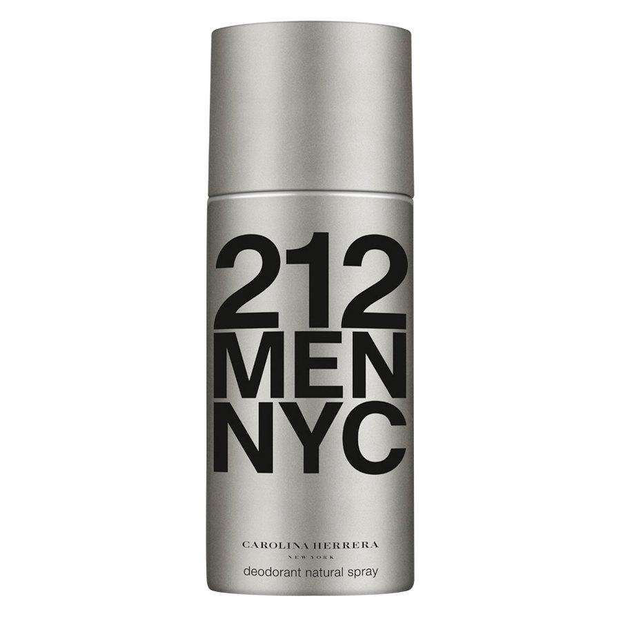 Carolina Herrera 212 NYC Men Deodorant Spray 150 ml
