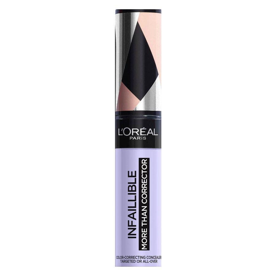 L'Oréal Paris Infaillible More Than Corrector 11 ml - 002 Blue Lavender