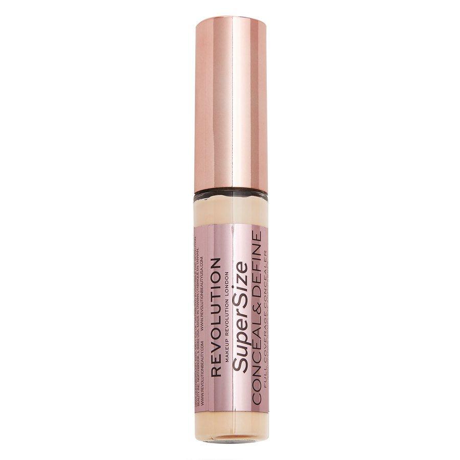 Makeup Revolution Conceal & Define Supersize Concealer - C6 13g