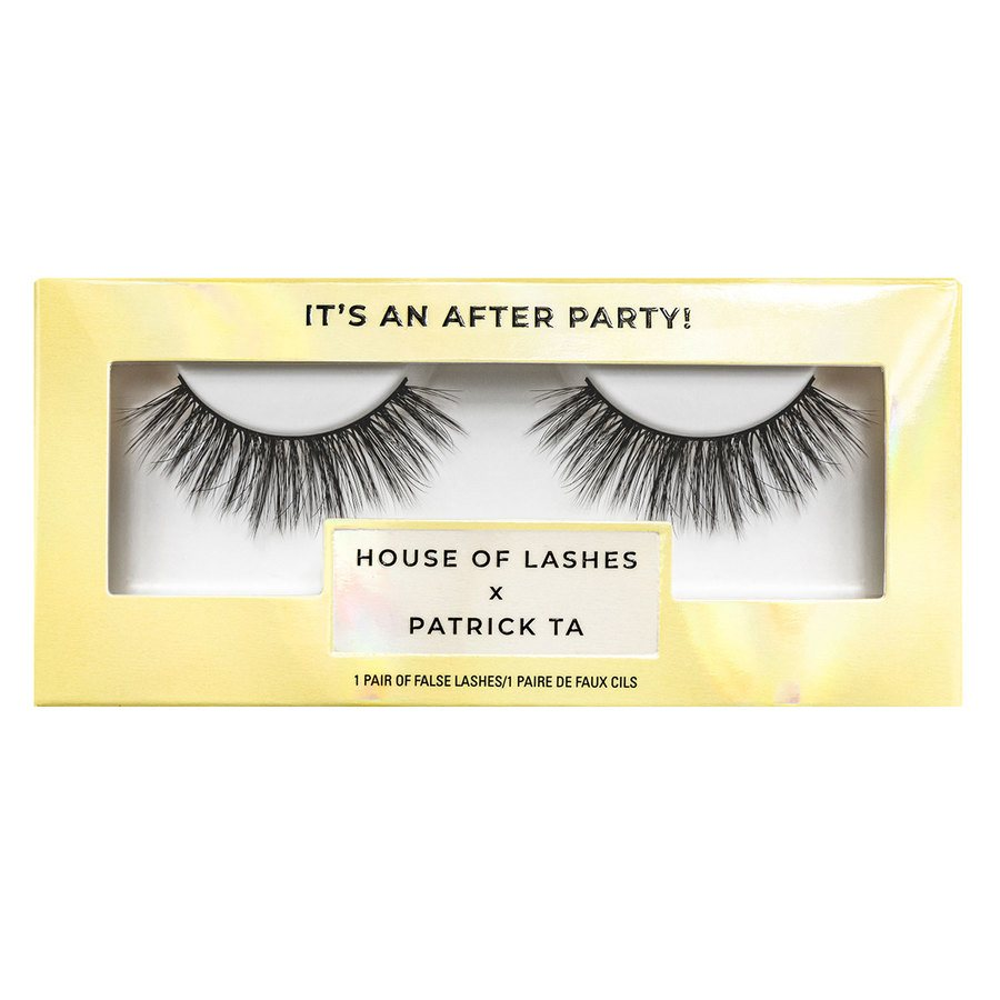 House of Lashes x Patrick Ta It's An Afterparty!