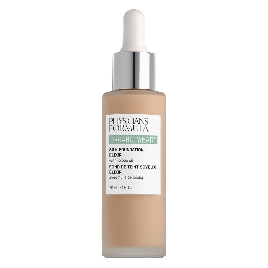 Physicians Formula Organic Wear®Silk Foundation Elixir 30 ml ─ 02 - Fair-to-Light